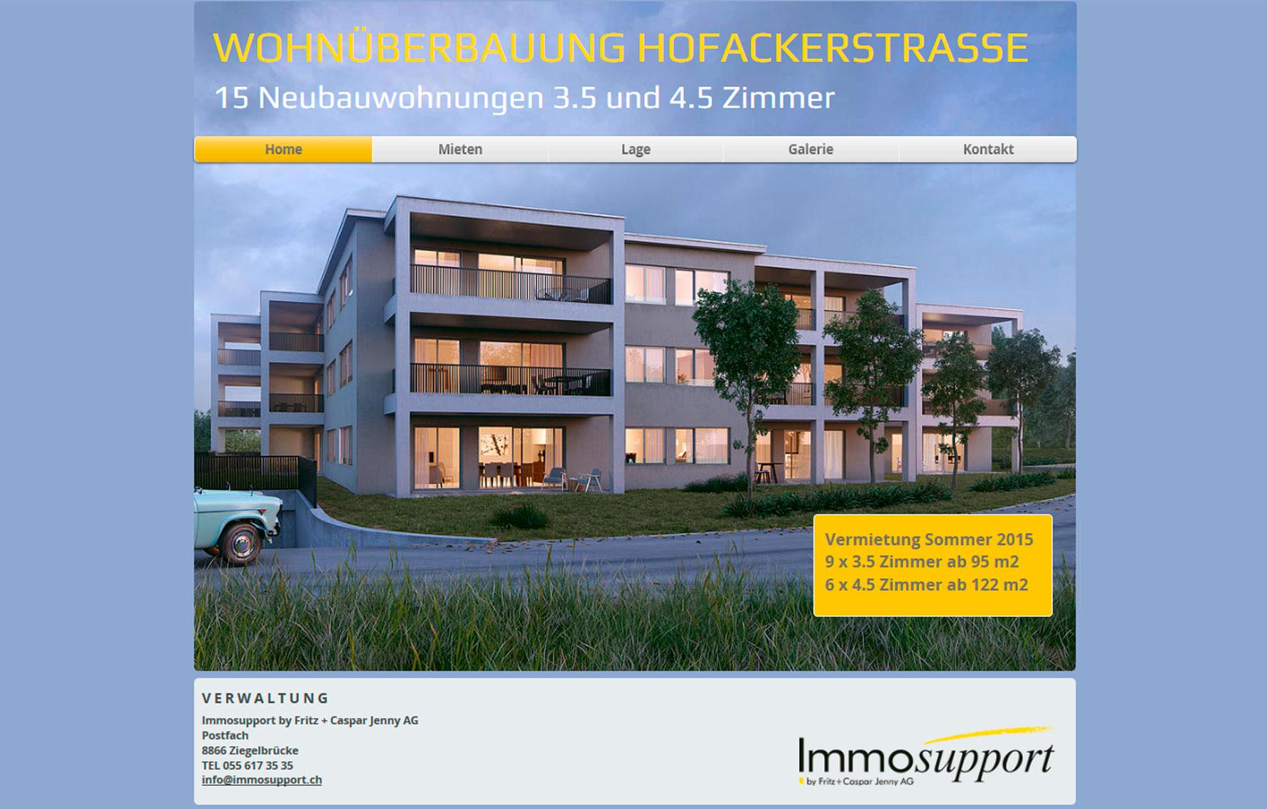hofackerstrasse