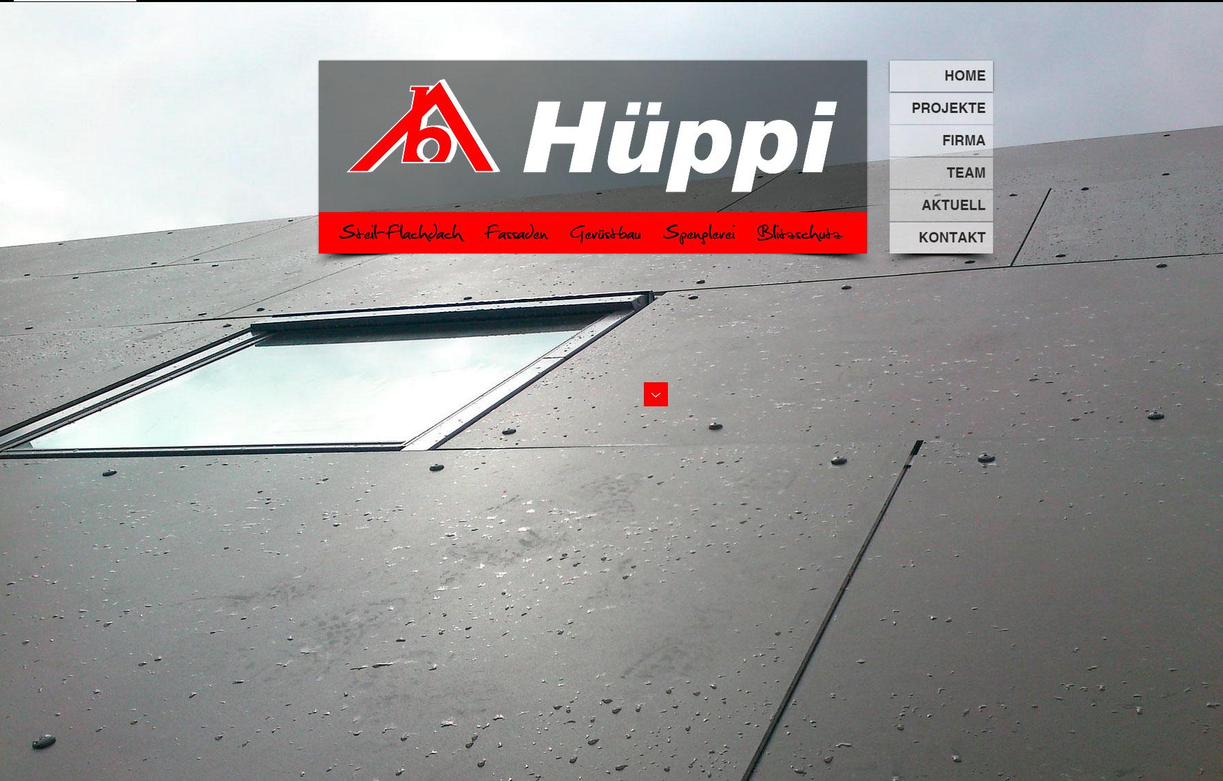 hueppi-dachbau